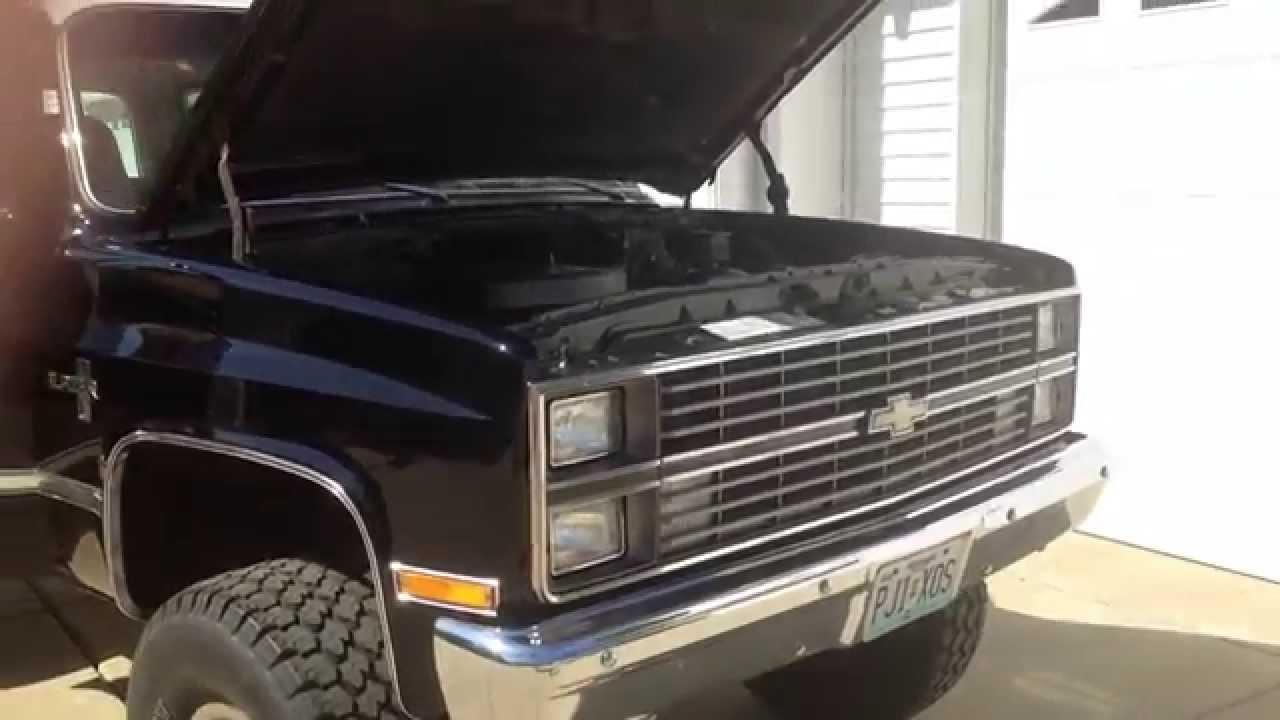 1983 Chevrolet K5 Blazer - For Sale - St, Louis, MO - YouTube