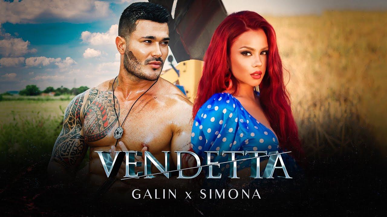 GALIN x SIMONA - VENDETTA / ГАЛИН х СИМОНА - ВЕНДЕТА | OFFICIAL 4K VIDEO 2021