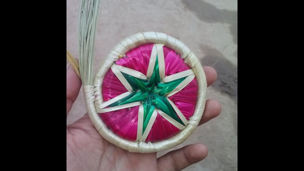 Handicrafts Of Punjab How To Make Bread Basket Punjabi Culture