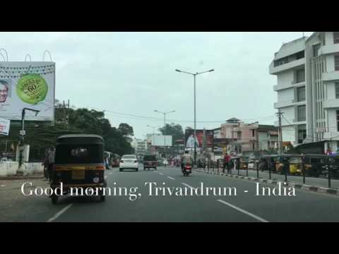A day in Thiruvananthapuram, Trivandrum India. From Kerala city, with love!