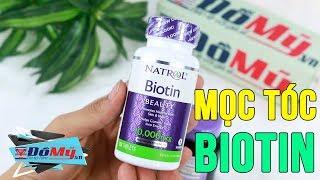 Viên Uống Kích Thích Mọc Tóc Biotin Mẫu Mới - Đồ Mỹ .vn