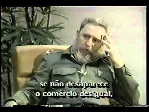 Entrevista de Fidel Castro à extinta TV Manchete