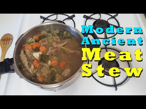 Ancient Mesopotamian Meat Stew