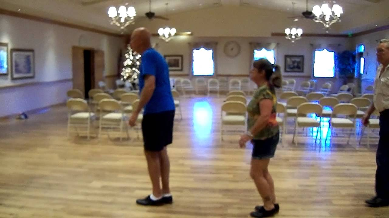 Two Step Round the Christmas Tree - Dance Through - YouTube