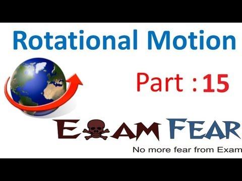 Physics Rotational Motion part 15 (Equilibrium of Rigid body) CBSE class 11