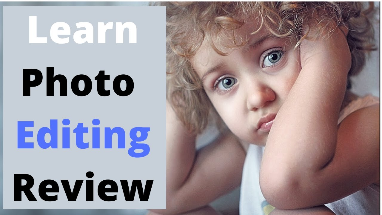 Learn Photo Editing Review - Easy 36 Professional ...
