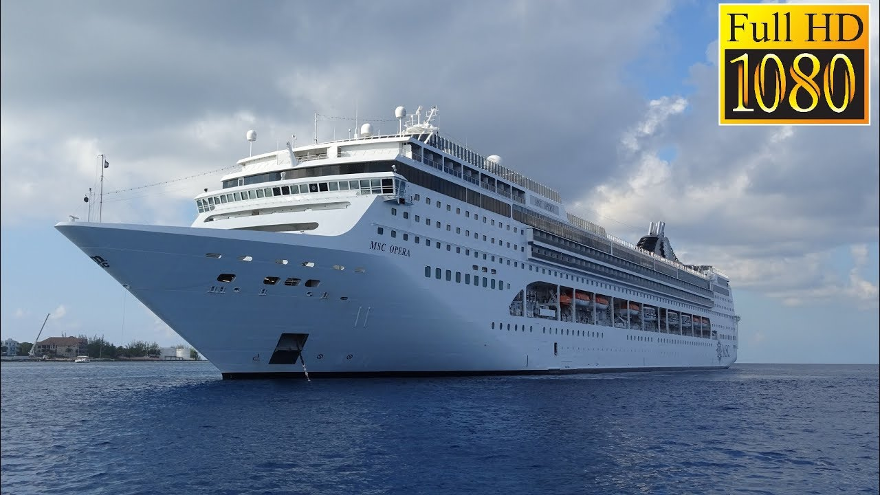 MSC Opera Cruise Ship Stats: Review, Photos & Departure ...
