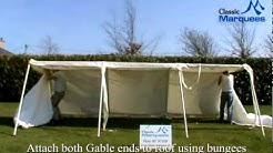 Party Tent Construction