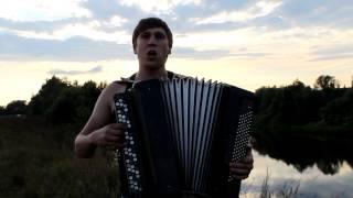 Душу вынимает парень... Accordion folk music.