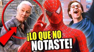 Lo Supo Todo el Tiempo! 10 Detalles Ocultos que No Sabías sobre Spiderman 2 | Tobey Maguire