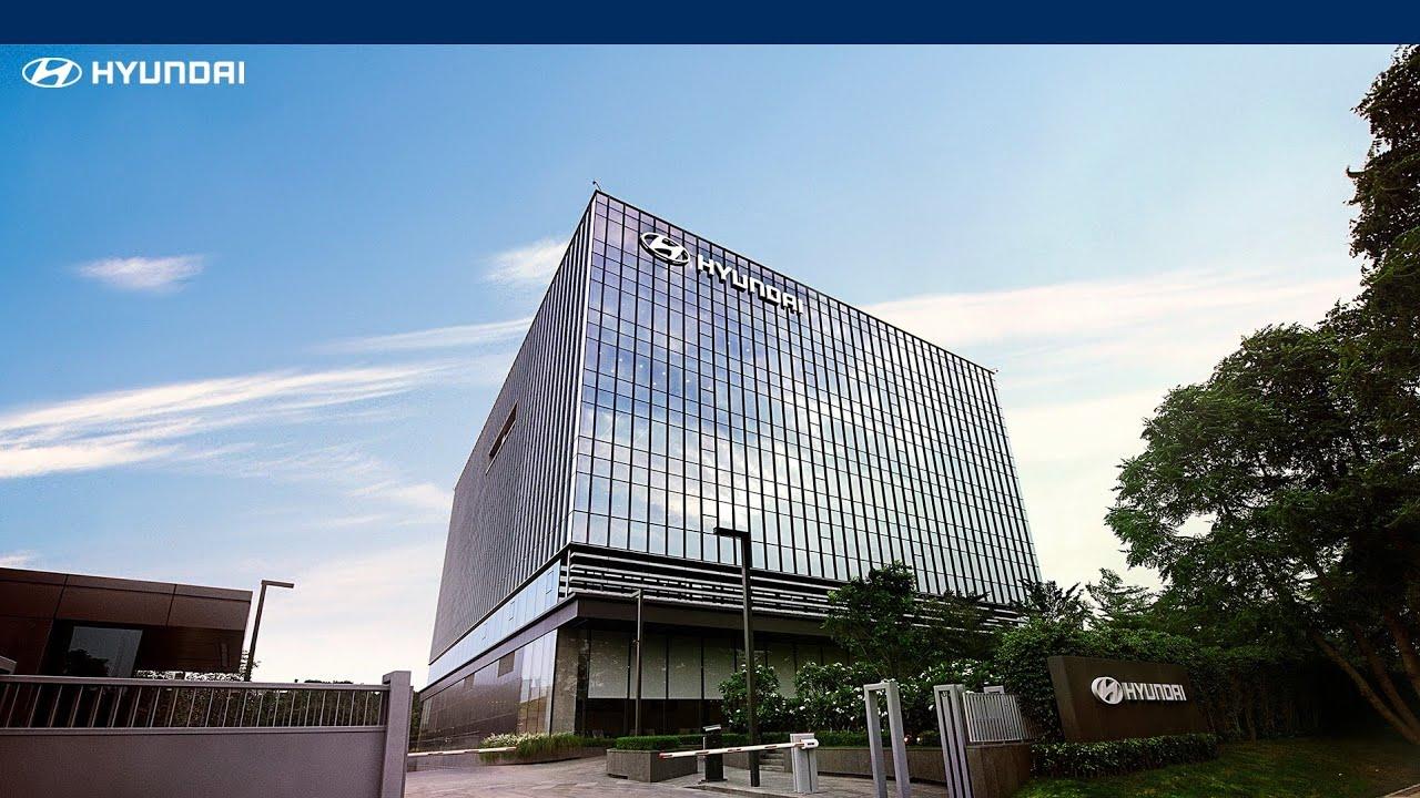 Hyundai | Headquarters | Centre of Transformation