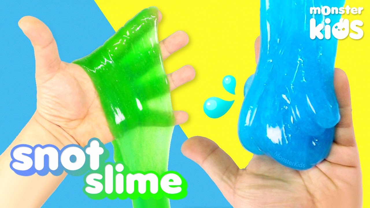 How to make snot jiggly slime soft watery slime monsterkids how to make snot jiggly slime soft watery slime monsterkids ccuart Gallery