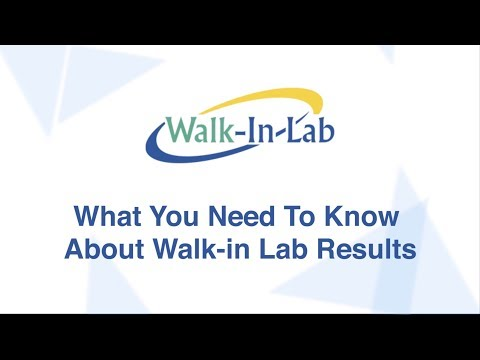 FAQs: Walk-in Lab's Frequently Asked Questions and Answers