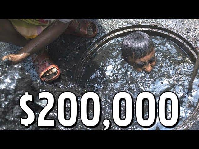 10 Horrific Jobs That Pay Big Bucks