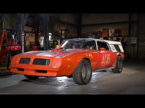 Download Youtube: This Pontiac Firebird Looks An Awful Lot Like The Farmtruck... | Street Outlaws