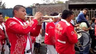 La Cumbia Torera Banda Reyna de Huajuapan 2014