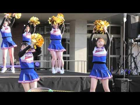 茨城大学チアリーディングサークル  Cherry's チェリーズ  part1 / 茨城大学学園祭・茨苑祭
