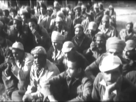 SIX DAYS of WAR  Arab Israeli War of 1967, Part 1 720p