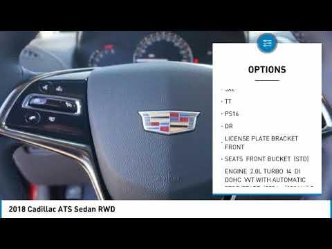 2018 Cadillac ATS Sedan L180129