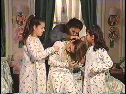 Chiquititas Brasil 1997  A invasão dos piolhos