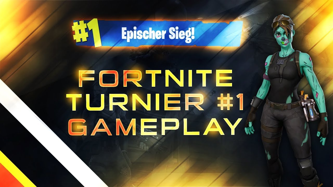 Fortnite Tunier