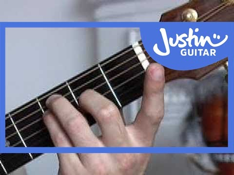 Basic Barré Chords #1of4 (Guitar Lesson CH-006) How to play - YouTube