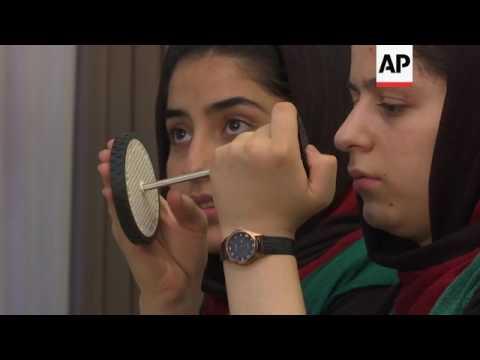 Female Afghan students denied visa by US