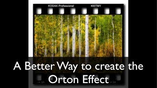 A Better Way to do the Orton Effect