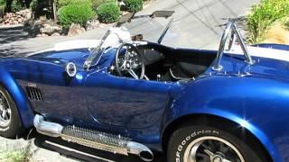 1965 Shelby Cobra Paint Restoration