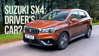 Suzuki SX4: превосходный разгон и хорошая управляемость. А что в минусах?