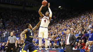 KANSAS JAYHAWKS: THE UN-PHOG-ETTABLE COMEBACK