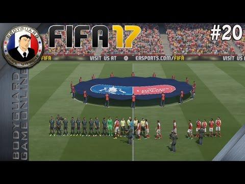 FIFA 17 FR L'aventure Mode Histoire #20 Quart De Final Emirates Cup