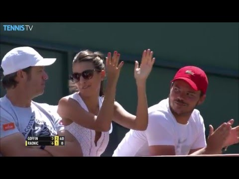 Djokovic Sets Up Raonic Final Indian Wells 2016 Highlights