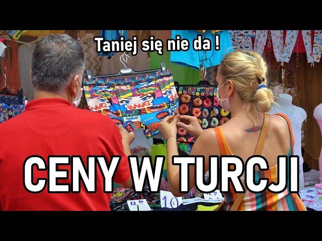 Jakie są ceny w Turcji ??? Gdzie i co kupować taniej ??? (vlog 112)