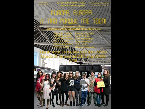 """Musical """"Europa, Europa; y tiro porque me toca..."""""""