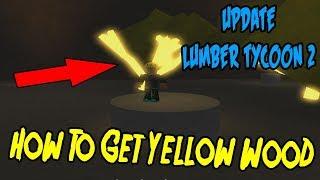 "Cara Mendapatkan Kayu Kuning - France How To Get Yellow Wood - Roblox "" Lumber Tycoon 2 """
