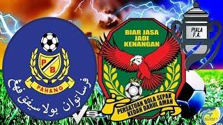 Final Piala FA 2017 Pahang vs Kedah