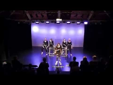 "HSFC A2 Drama Piece ""Sixteen Steps"" OCD Physical Theatre 2014"