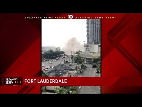 Multiple tornadoes touch down near Fort Lauderdale