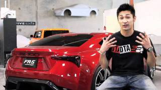 Scion FR-S Concept - Behind the Scenes with Ken Gushi
