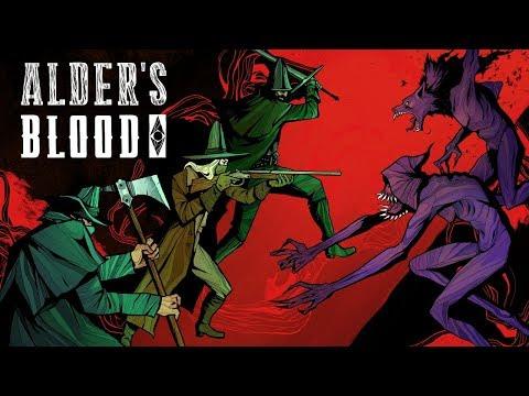 Alder's Blood - Announcement Trailer