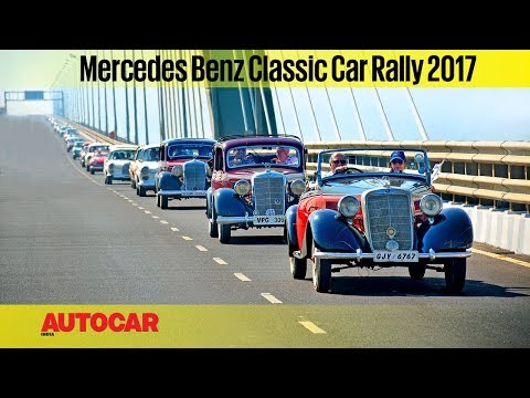 Mercedes Benz Classic Car Rally 2017 | Feature | Autocar India