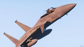 F15 Preview: Air to to Air & Air to Ground ArmA 3
