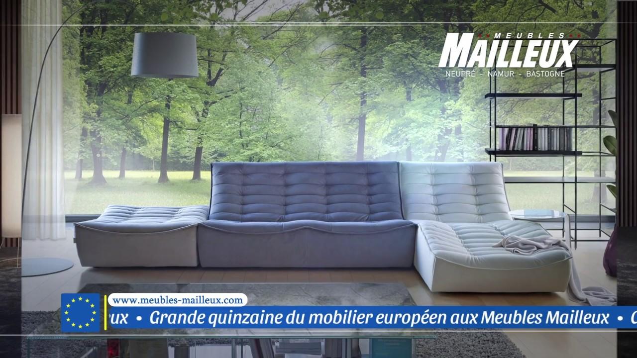 Amazing Meubles Mailleux Salon Cuir