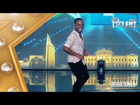 ¡JOSÉ ANDRÉS dejó todo en el escenario y bailó con Natalia!