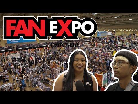 Adventuring Fan Expo With Nina Star! | Gaming Insider