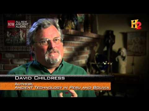 Ancient Aliens S05E08 Beyond Nazca 720p HDTV x264 CtrlHD
