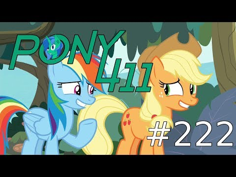 Pony 411 Episode 222- Arguing in Circles