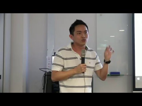 Intro to Virtual Reality Games and Controls - Singapore Virtual Reality meetup