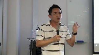 Intro to Virtual Reality Games and Controls - Singapore Virtual Reality meetup